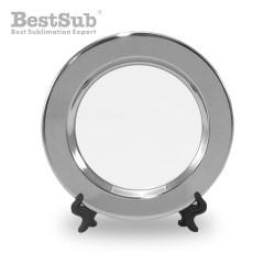Round metal plate 10 cm...