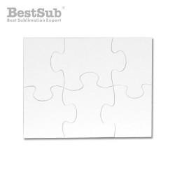 Puzzle 20 x 14 cm 6...