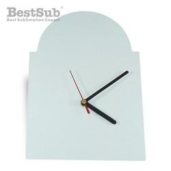 Cardboard clock with...
