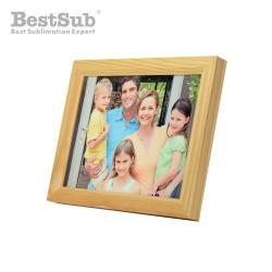 Wooden frame 23 x 18 cm
