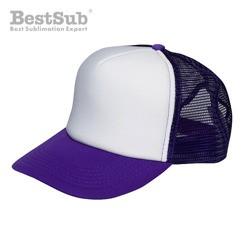 Cap for sublimation - purple