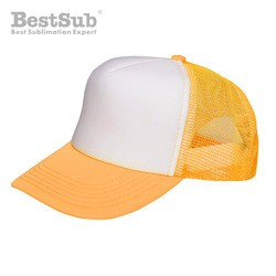 Cap for sublimation - yellow