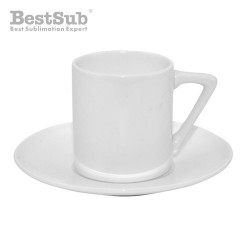 85 ml cup with saucer for...