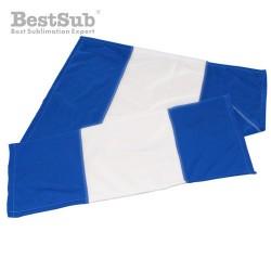Blue baby blanket...