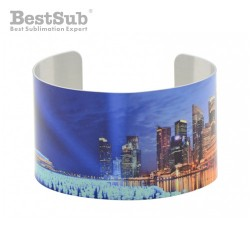 Aluminum bracelet 4.2 x...