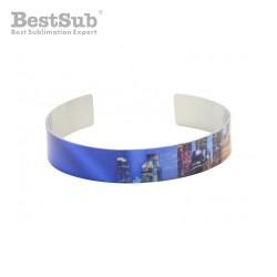 Aluminum bracelet 1.3 x 17...