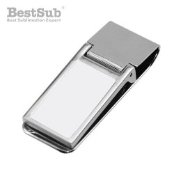 Rectangular cash clip 2.2 x...