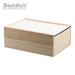 Wooden box for sublimation...