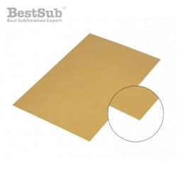 Gold steel sheet A4...