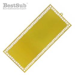 Zelta metāla grāmatzīmes...