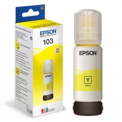 Epson 103  YELLOW tinte 70ML