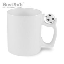 Football player's mug A+...