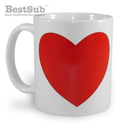 Mug with magic heart...