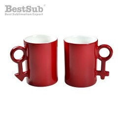 Pair of magic 330 ml red