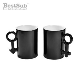 Pair of magic 300 ml black