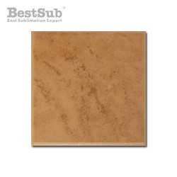 Brown matte ceramic tile 10...