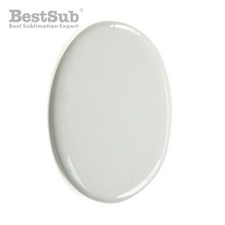 Oval ceramic tile 10 cm...